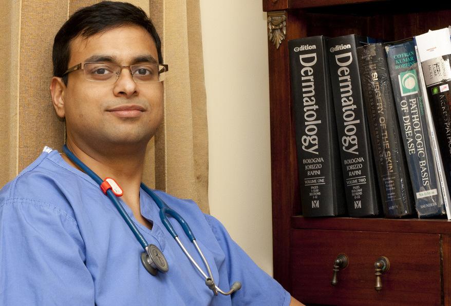 Dr. Sasi Kiran Attili Dermatologist vizag